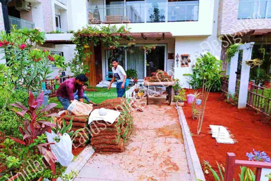 Yoidentity Landscape & Garden Design in Bangalore